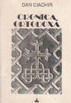 Cronica Ortodoxa