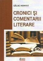 Cronici şi comentarii literare alte
