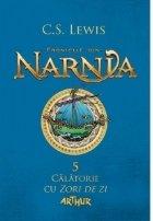 Cronicile din Narnia Calatorie Zori