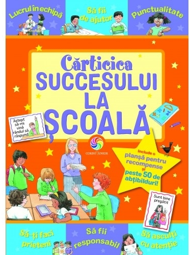 Cărticica succesului la școală
