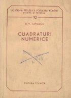 Cuadraturi numerice