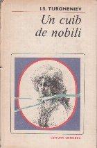 Un cuib de nobili. Prima iubire. Apele primaverii