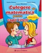 Culegere de matematica pentru copii isteti clasa a IV-a