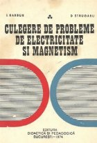 Culegere probleme electricitate magnetism