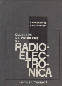 Culegere de probleme de radioelectronica