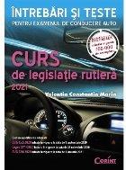 Curs legislaţie rutieră 2021 Întrebări
