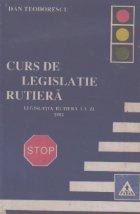 Curs de legislatie rutiera. Legislatie rutiera la zi 1995