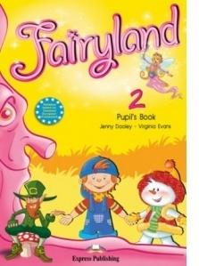 Curs limba engleza Fairyland 2 Manualul elevului