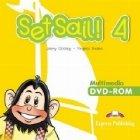 Curs limba engleza Set Sail 4 Multimedia DVD-Rom