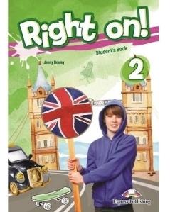 Curs Limba Engleza Right On 2 Manualul Elevului
