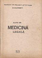 Curs de medicina legala