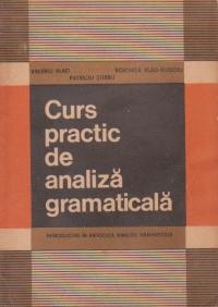 Curs practic de analiza gramaticala - Introducere in metodica analizei gramaticale
