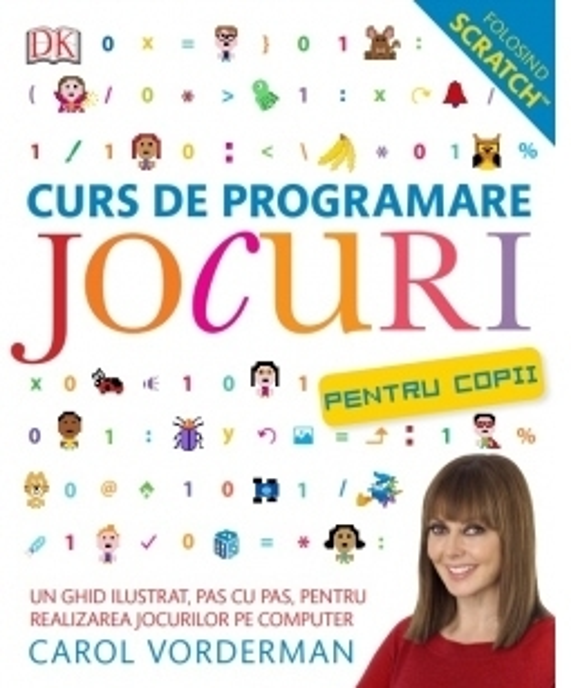 Curs de programare jocuri pentru copii