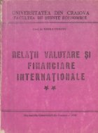 Curs relatii valutare financiare internationale