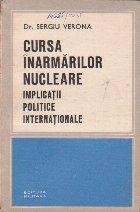 Cursa Inarmarilor Nucleare - Implicatii Politice Internationale