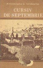 Cursiv de septembrie