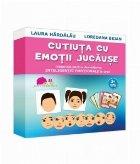 Cutiuta cu emotii jucause - materiale pentru dezvoltarea Inteligentei Emotionale la copii (3+ ani)