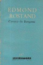 Cyrano de Bergerac - Comedie eroica in cinci acte, in versuri