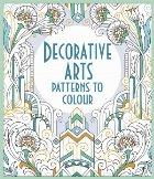 Decorative arts patterns to colour