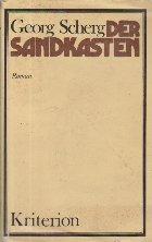 Der Sandkasten / Lada cu nisip (Limba germana)