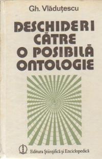 Deschideri catre o posibila ontologie - Interpretari la presocratici