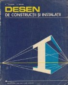 Desen constructii instalatii Manual pentru