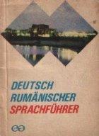 Deutsch Rumanischer Sprachfuhrer