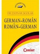 Dicţionar şcolar german român român