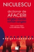 Dictionar de afaceri englez-roman/roman-englez