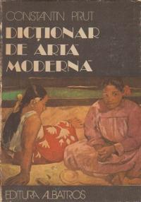 Dictionar de arta moderna