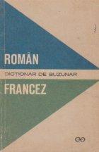 Dictionar de buzunar roman-francez
