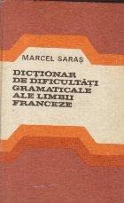 Dictionar dificultati gramaticale ale limbii