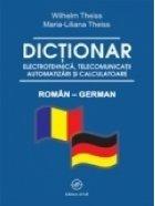 Dictionar electrotehnica, telecomunicatii, automatizari si calculatoare roman-german