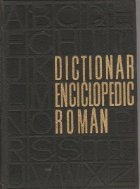 Dictionar Enciclopedic Roman, Volumul III, K-P