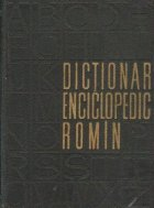 Dictionar Enciclopedic Romin, Volumele I+II+III+IV