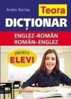 Dictionar englez-roman, roman-englez pentru elevi