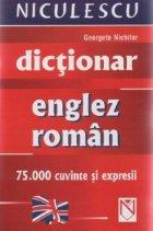 Dictionar englez roman (Nichifor 000
