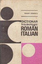Dictionar frazeologic roman-italian