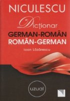 Dictionar german-roman / roman-german uzual