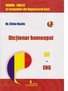 Dictionar homeopat al termenilor din Repertoarul Kent/ Homeopathic Dictionary of the terms from the Kent Repertory (roman-englez / englez-roman)