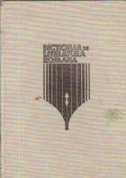 Dictionar literatura romana Scriitori Reviste