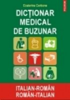 Dictionar medical buzunar italian roman/roman