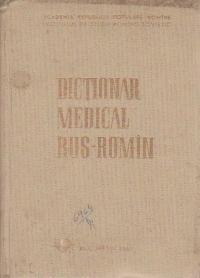 Dictionar medical rus-romin