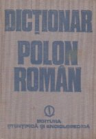 Dictionar polon roman