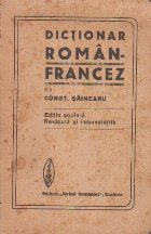 Dictionar Roman-Francez. Editie scolara revazuta si imbunatatita