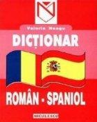 Dictionar roman spaniol (16000 cuvinte)