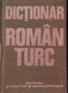 Dictionar roman-turc