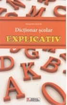 Dictionar scolar explicativ