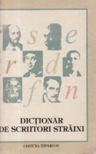 Dictionar de scriitori straini