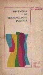 Dictionar de terminologie poetica